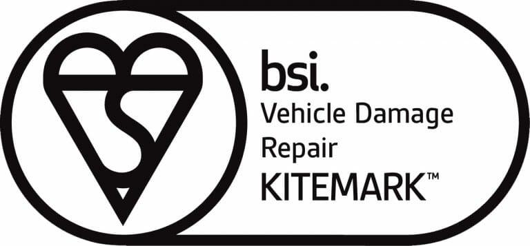 BSI Kite Mark Vehicle Damage Repair