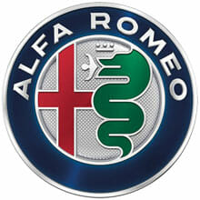 MANUFACTURER APPROVED Alfa Romeo