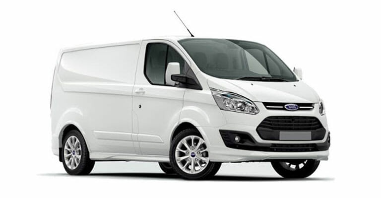 Vans Ford transit